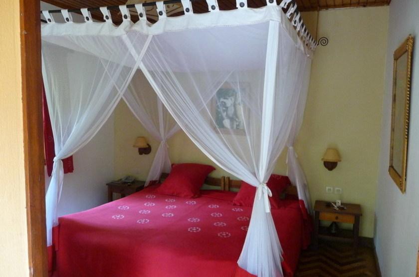 Vakona Forest Lodge, Andasibe, Madagascar, chambre