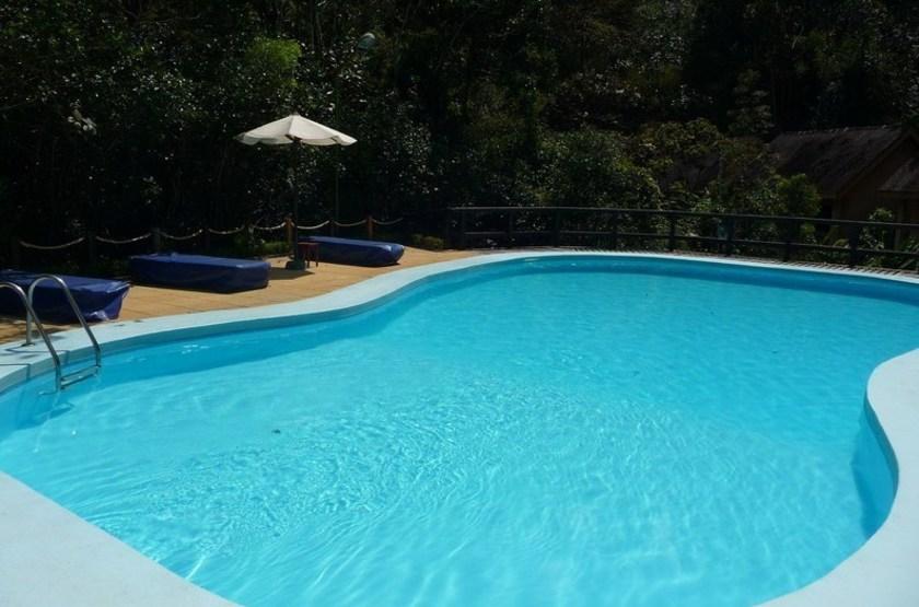 Vakona Forest Lodge, Andasibe, Madagascar, piscine