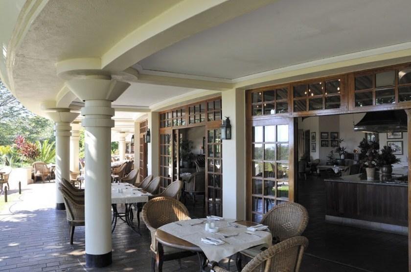 Ilala Lodge, Victoria Falls, Zimbabwe, restaurant