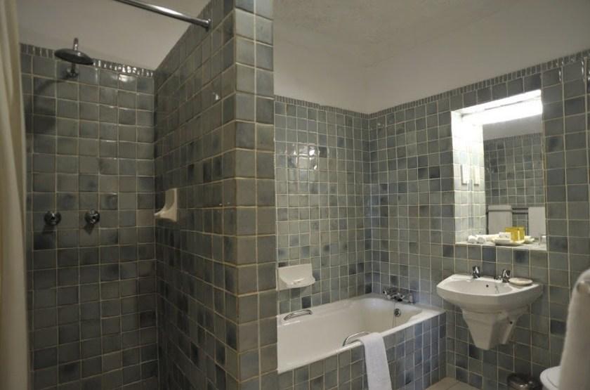 Ilala Lodge, Victoria Falls, Zimbabwe, salle de bains