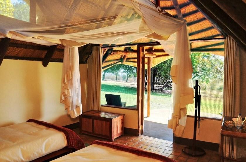 Imbabala Zambezi Safari Lodge, Zambèze, Zimbabwe, intérieur