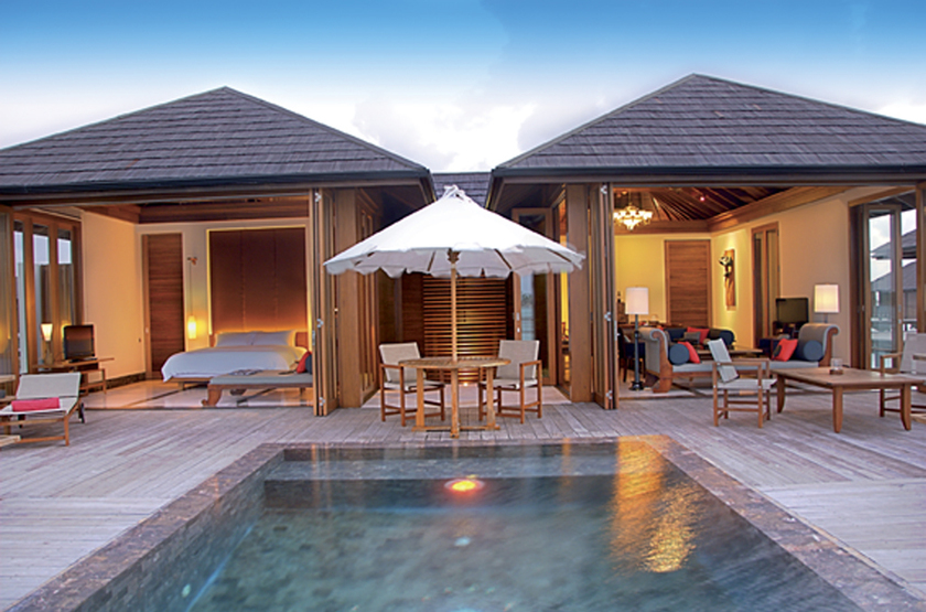 Paradise Island Resort & Spa, Maldives, suite