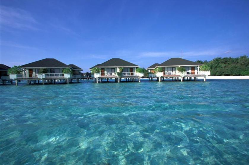 Paradise Island Resort & Spa, Maldives, water villa