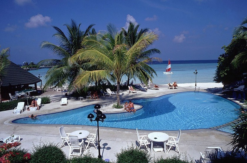 Paradise Island Resort & Spa, Maldives, piscine