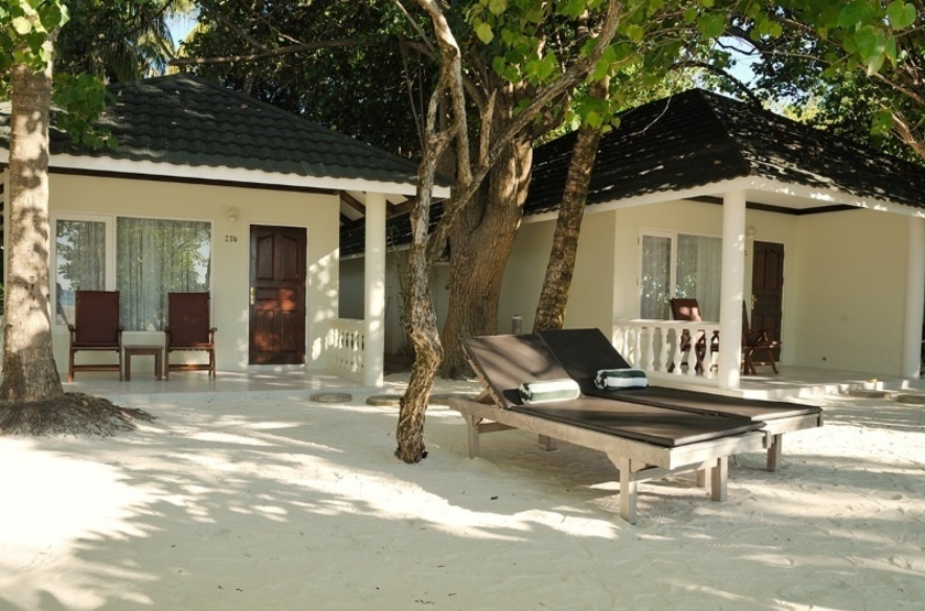 Paradise Island Resort & Spa, Maldives, bungalow