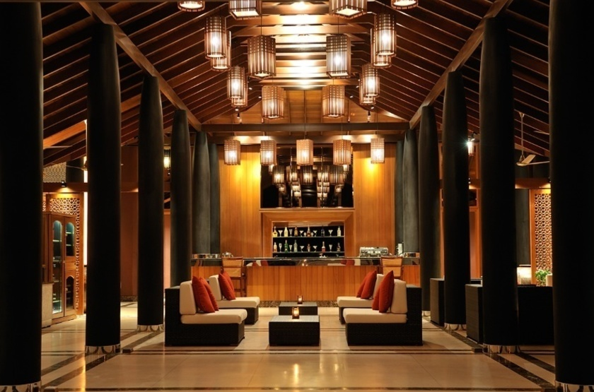 Paradise Island Resort & Spa, Maldives, restaurant
