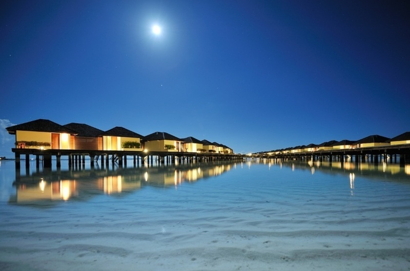 Water villas slideshow