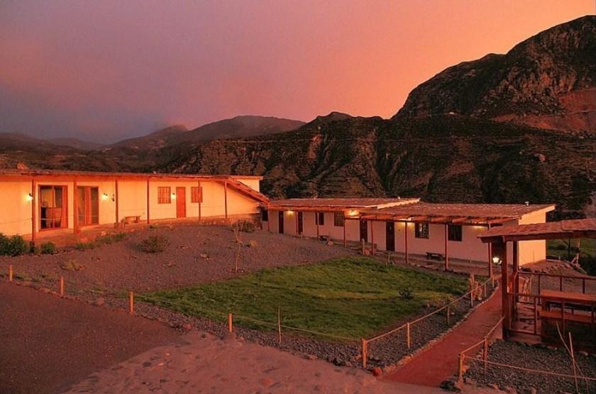 Terrace Lodge, Putre, Chili, extérieur