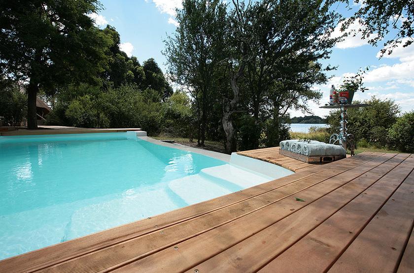Zambezi Crescent River Lodge, Victoria Falls, piscine
