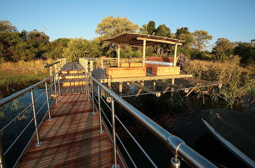 Zambezi Crescent River Lodge, Victoria Falls, point de vue