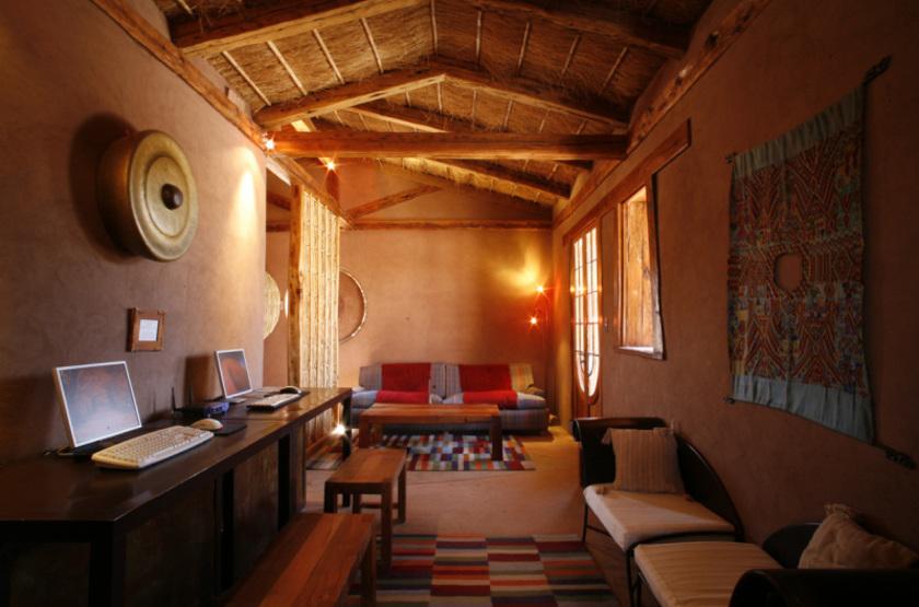 Altiplanico Atacama, Chili, chambre avec salon
