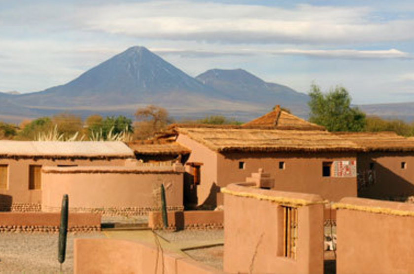 Altiplanico Atacama, Chili, extérieur