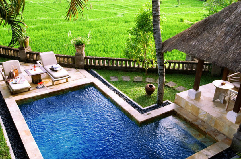 Family pool villa slideshow