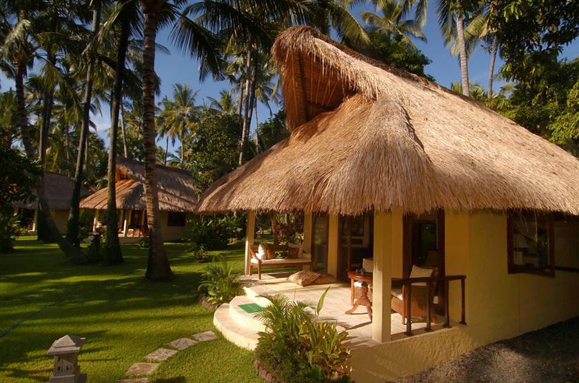 Alam Anda Ocean Front Resort & Spa, Bali, bungalow