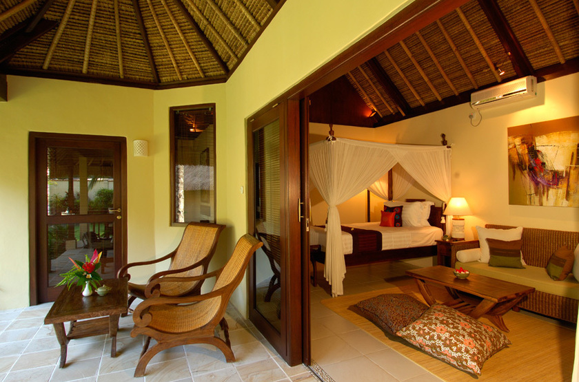 Alam Anda Ocean Front Resort & Spa, Bali, villa