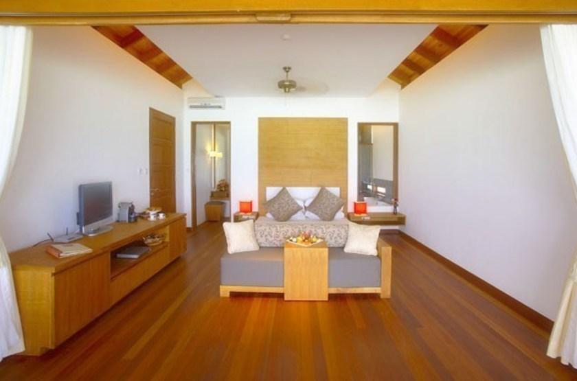 Medhufushi Island Resort, Meemu Atoll, Maldives, villa