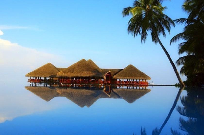 Medhufushi Island Resort, Meemu Atoll, Maldives