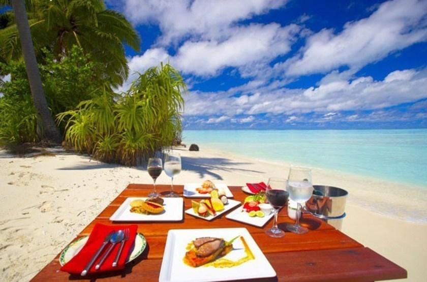 Filitheyo island   dejeuner slideshow