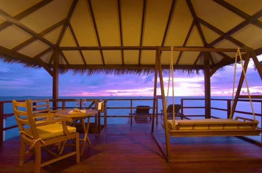 Filitheyo Island Resort, Maldives, bungalow