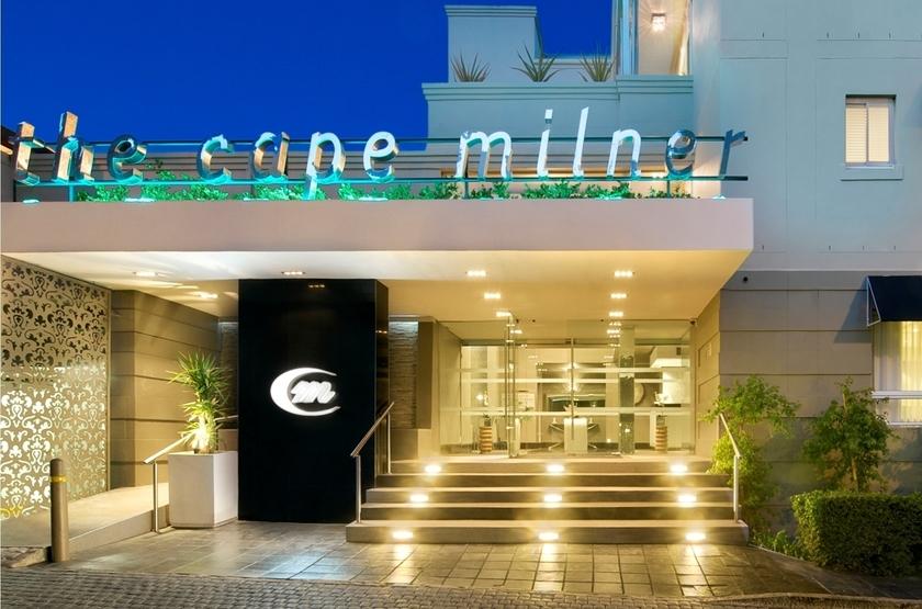Cape Milner, Cape Town, Afrique du Sud, entrée