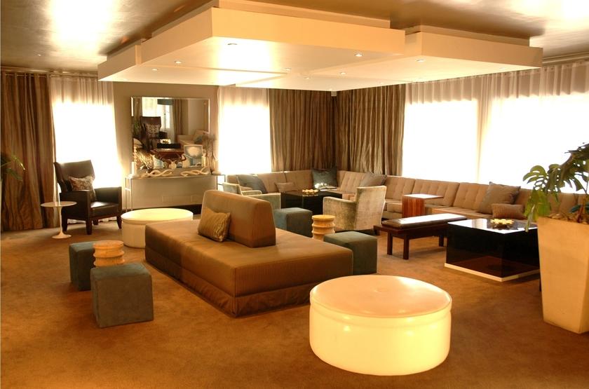 Cape Milner, Cape Town, Afrique du Sud, lounge