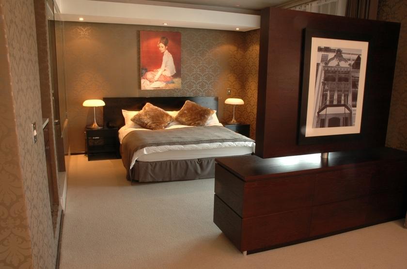 Afrique du sud  the cape milner  luxury room slideshow