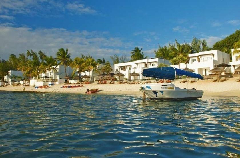 Le Récif, Ile Maurice, plage