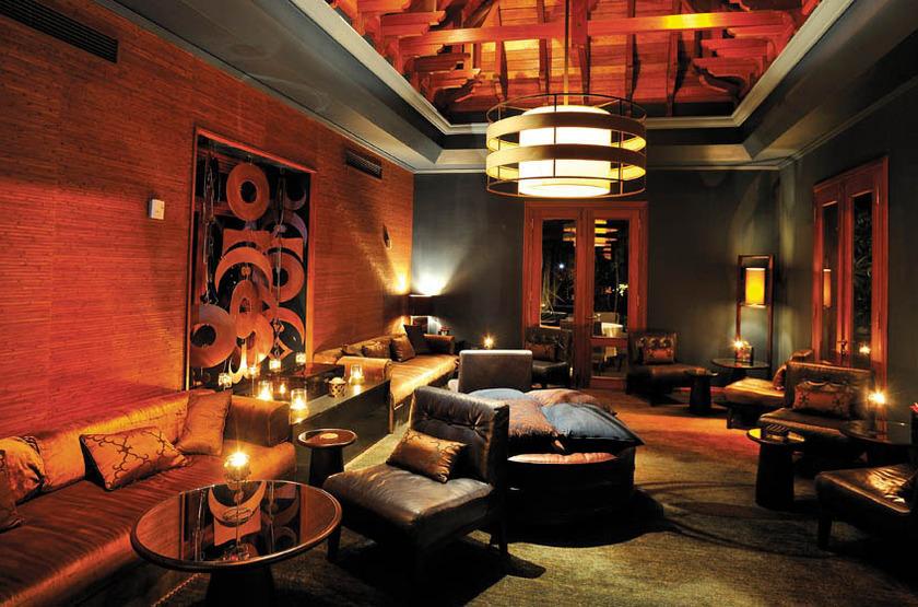 Maradiva Villas Resort & Spa, Ile Maurice, salon