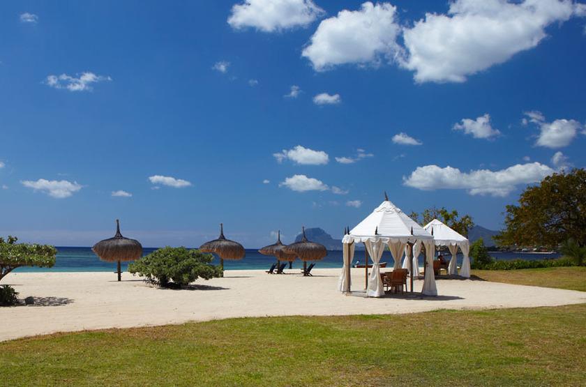 Maradiva Villas Resort & Spa, Ile Maurice, plage