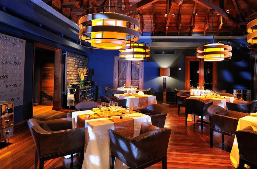 Maradiva Villas Resort & Spa, Ile Maurice, restaurant
