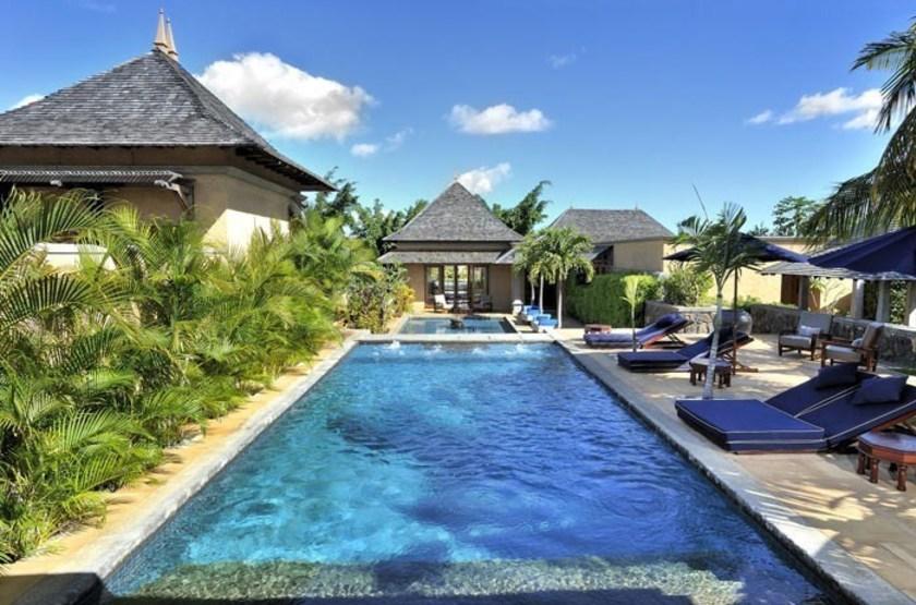 Maradiva Villas Resort & Spa, Ile Maurice, piscine