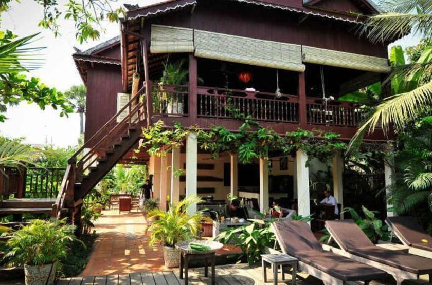 Sambor Village, Kompong Thom, Cambodge