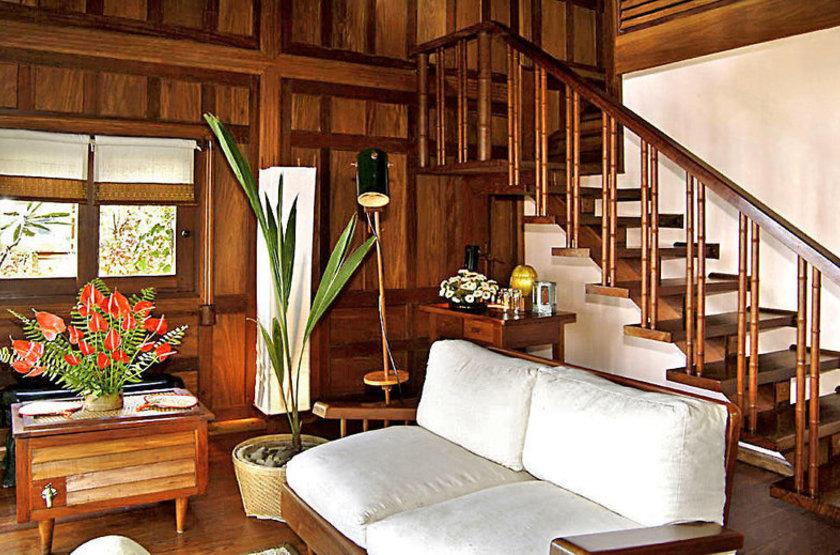 Sandoway Resort Ngapali, Birmanie, intérieur