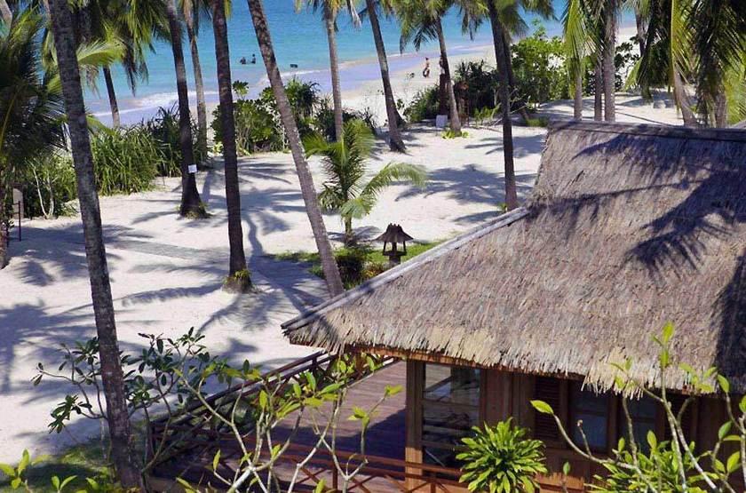 Amara Ocean Resort, Ngapali, Birmanie, vue plage