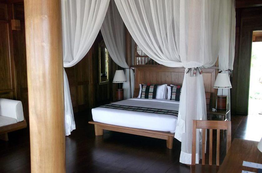 Amara Ocean Resort, Ngapali, Birmanie, chambre