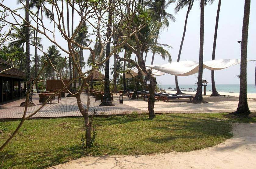 Amara Ocean Resort, Ngapali, Birmanie, plage