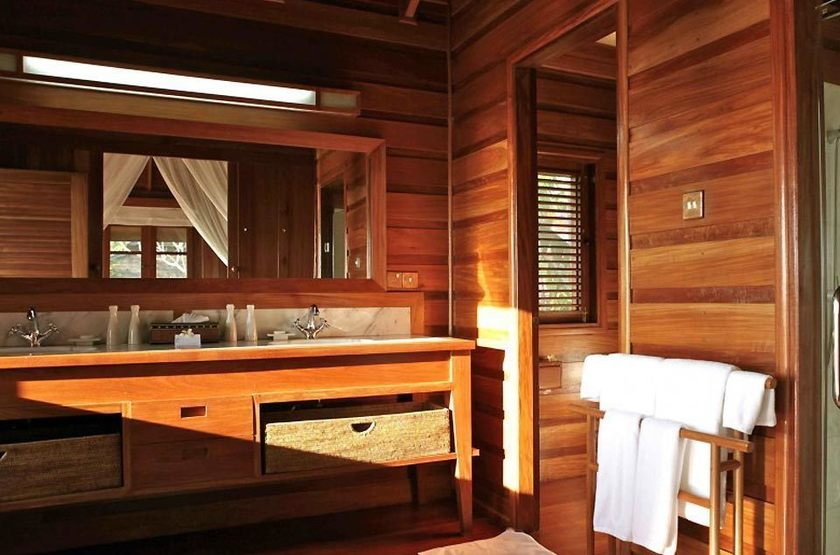 Amara Ocean Resort, Ngapali, Birmanie, salle de bains