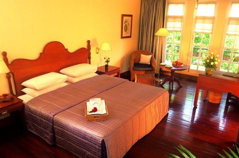 Savoy Yangon, Birmanie, chambre