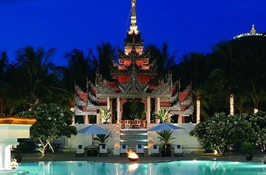 Mandalay hill resort   mandalay   vue d ensemble listing