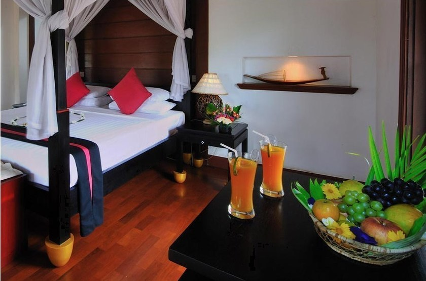 Pristine Lotus Resort, Lac Inle, Birmanie, villa