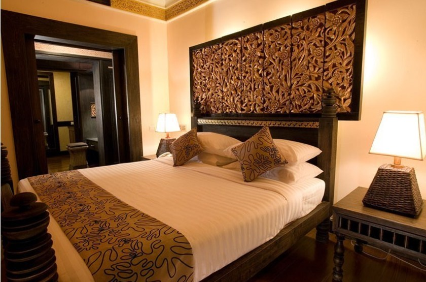 Aureum palace hotel   bagan   chambre standard slideshow