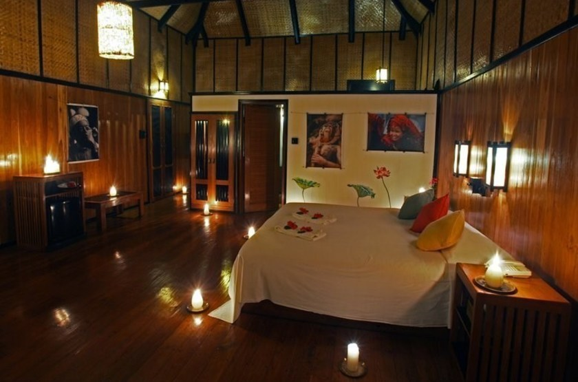 Inle princess resort   lac inle   chambre standard slideshow