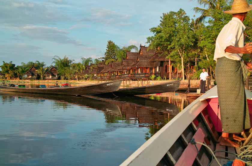 Inle Princess Resort, Lac Inle, Birmanie