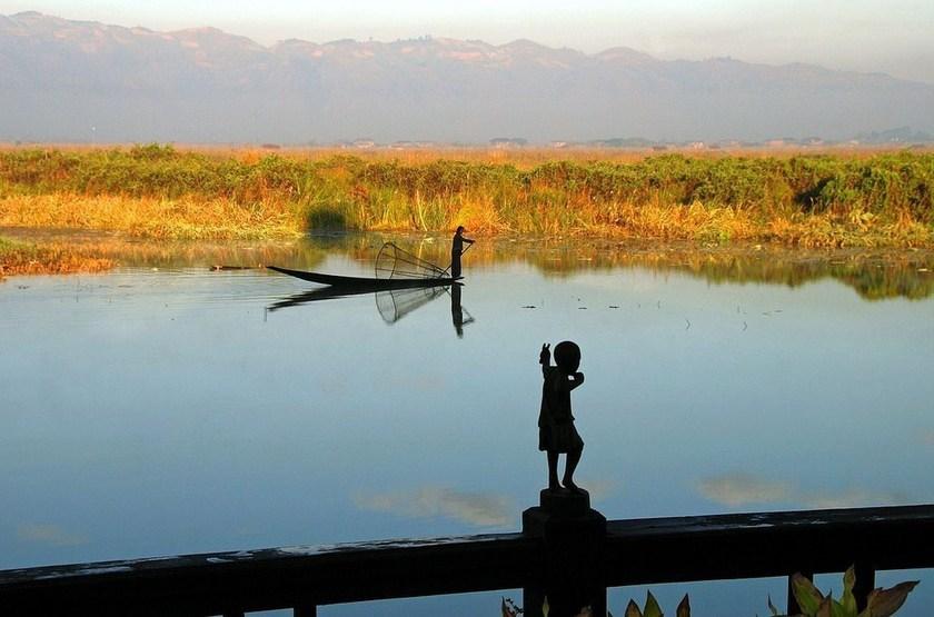 Vue sur le lac slideshow