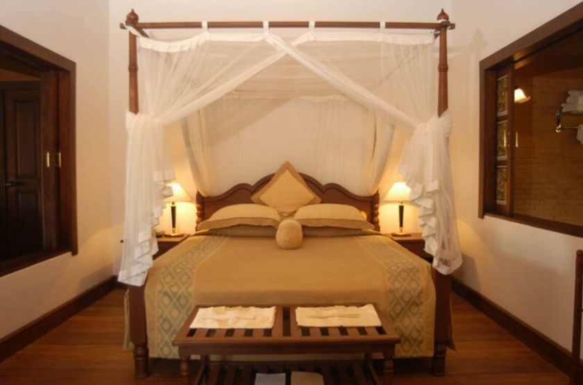 Bagan Thiripyitsaya Sanctuary Resort, Birmanie, chambre