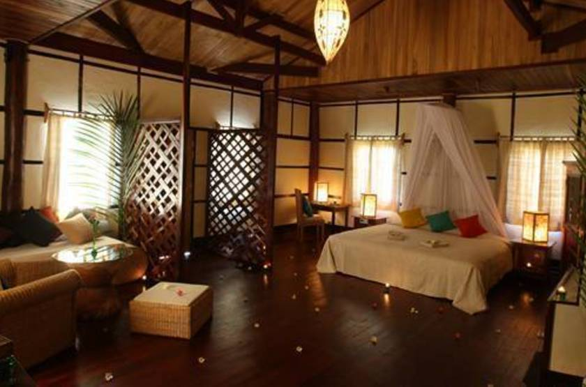 Mrauk U Princess Resort, Birmanie, chambre