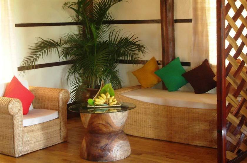 Mrauk U Princess Resort, Birmanie, salon