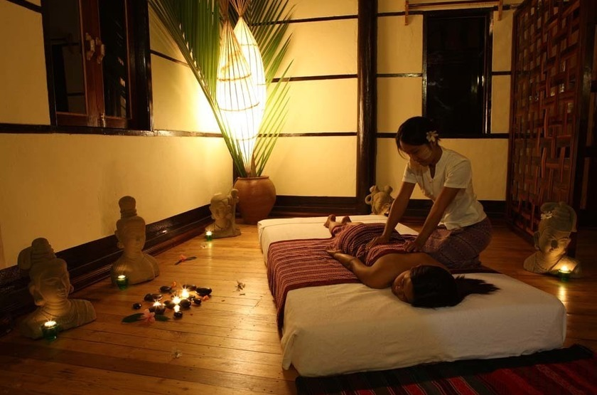 Mrauk U Princess Resort, Birmanie, Spa