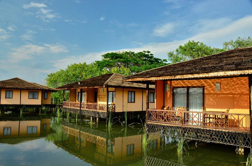 View Point Lodge, Lac Inle, Birmanie