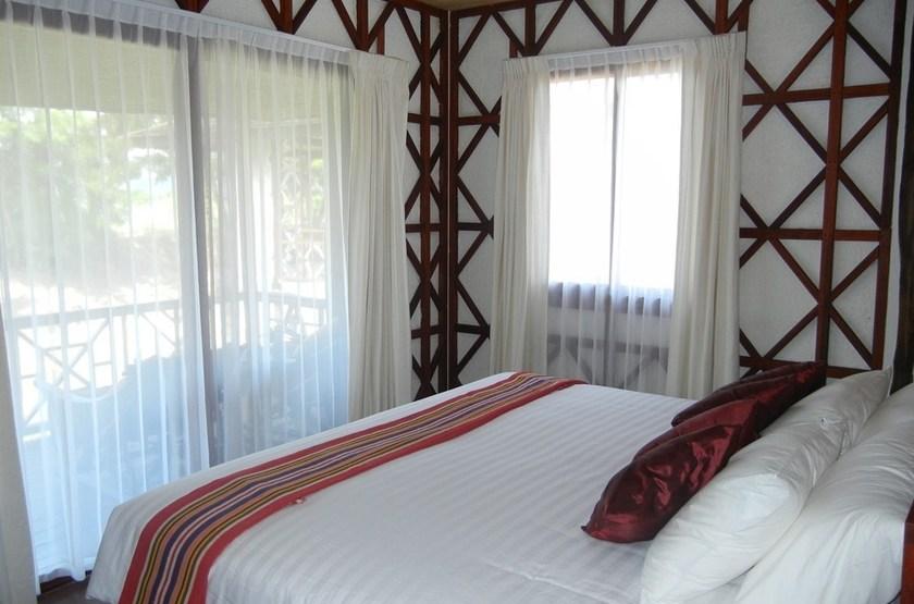 View Point Lodge, Lac Inle, Birmanie, chambre